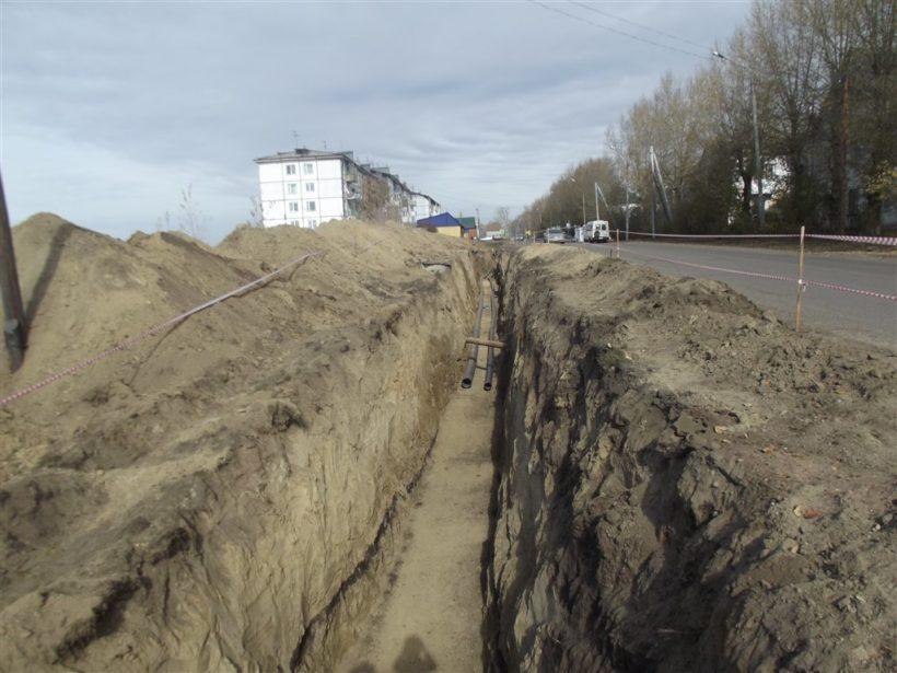 Восстановление земляной береговой дамбы в Тулуне завершили военные железнодорожники