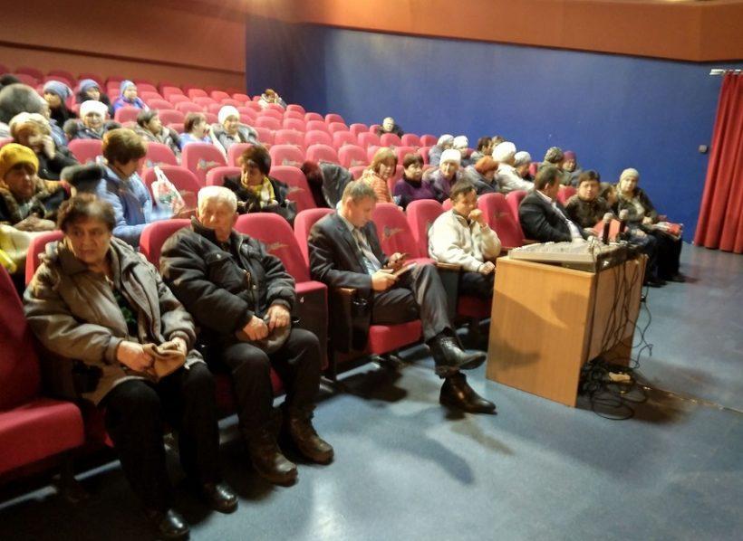 Жители Свердловского округа высказываются против стройки нового корпуса тубдиспансера на Синюшиной Горе
