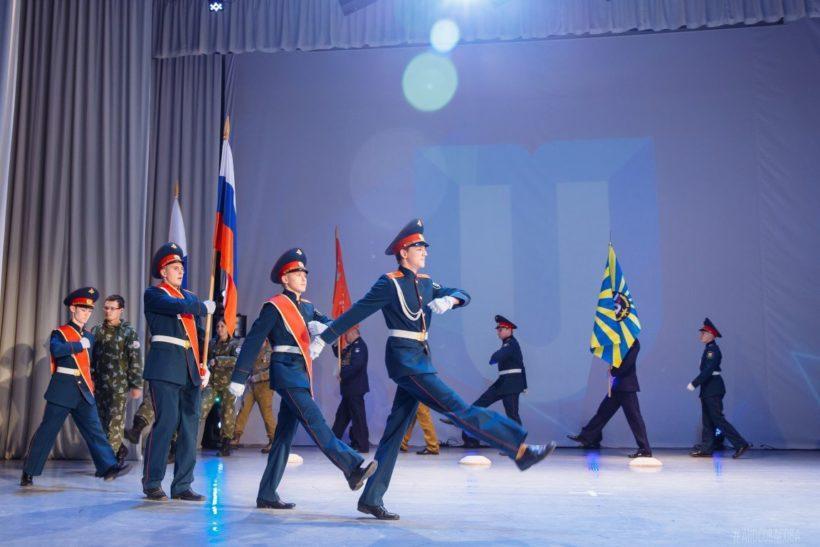 Военная кафедра торжественно открылась в ИрНИТУ