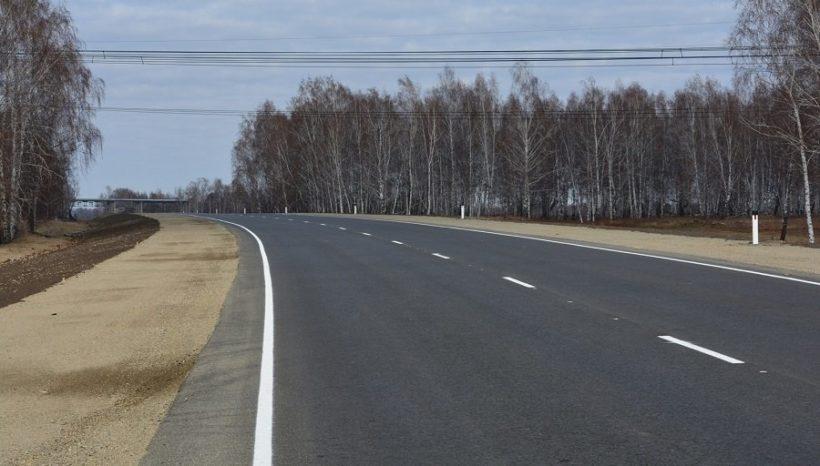 Строительство участка дороги в обход Усолья-Сибирского и Тельмы закончат в 2024 году