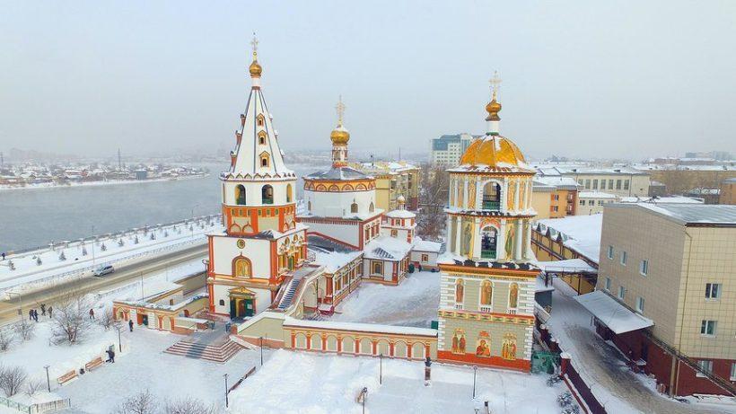 """Иркутск вошел в топ-5 городов """"Восточного кольца"""", привлекательных для празднования Нового года"""