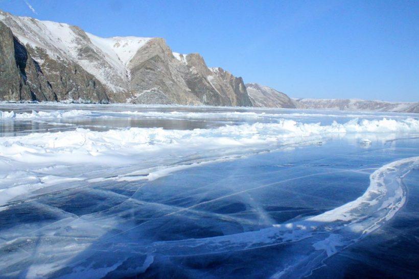 На реках Лена и Витим уже в октябре начнется ледообразование