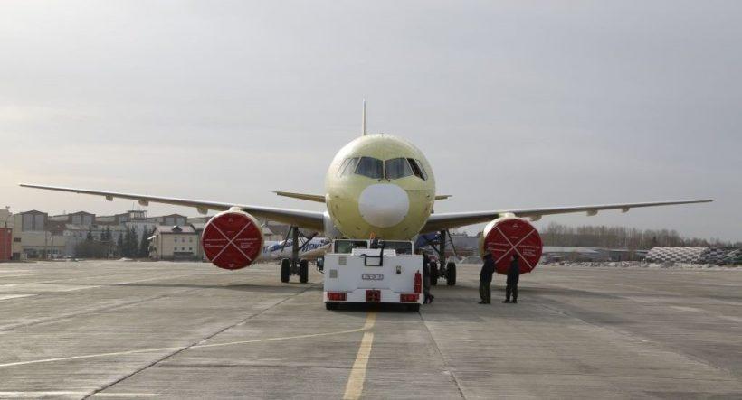 К 2020 году ИАЗ построит первые 10 серийных самолетов МС-21