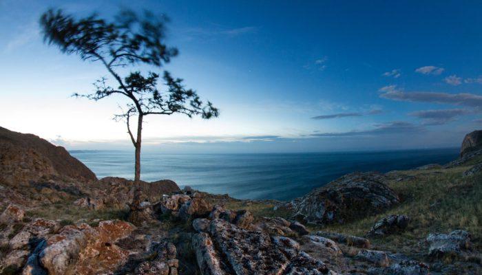 Сарайский залив на Ольхоне опасен для купания