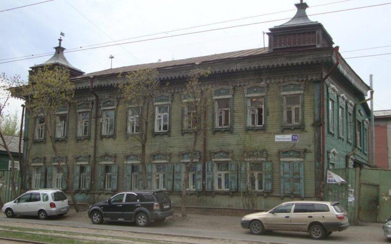 Музей городского быта запустил серию рассказов о домах Иркутска конца 19 — начала 20 века