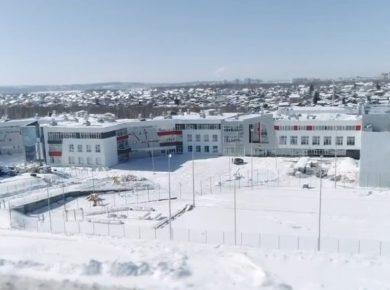 Стартовало голосование за лучшее название для новой школы в Молодежном