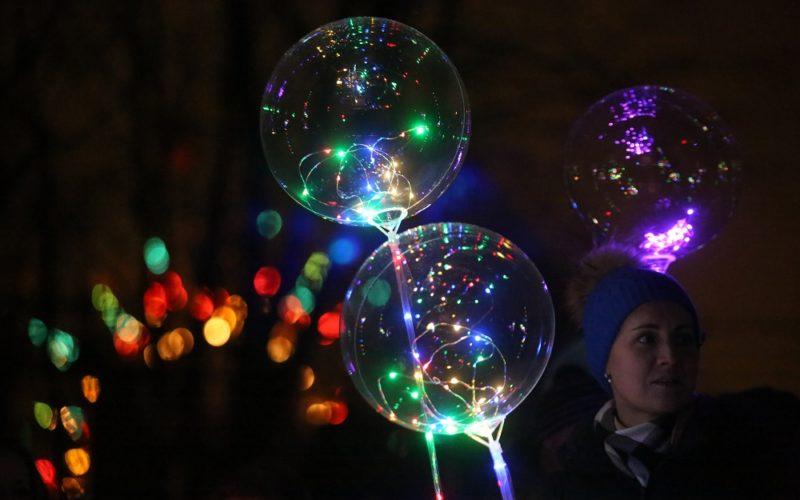 Фестиваль волшебных шаров пройдет в Иркутске