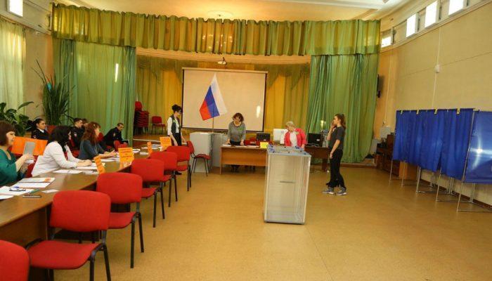 350 избирательных участков откроется в Приангарье в день предварительного голосования ЕР
