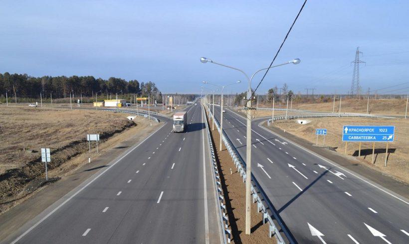 Более 300 км федеральных дорог на 9 миллиардов рублей отремонтируют в Иркутской области в 2018 году