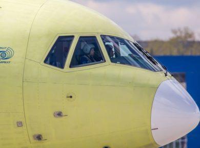 Европейское агентство по безопасности полетов завершило первую сессию полетов в рамках сертификации МС-21