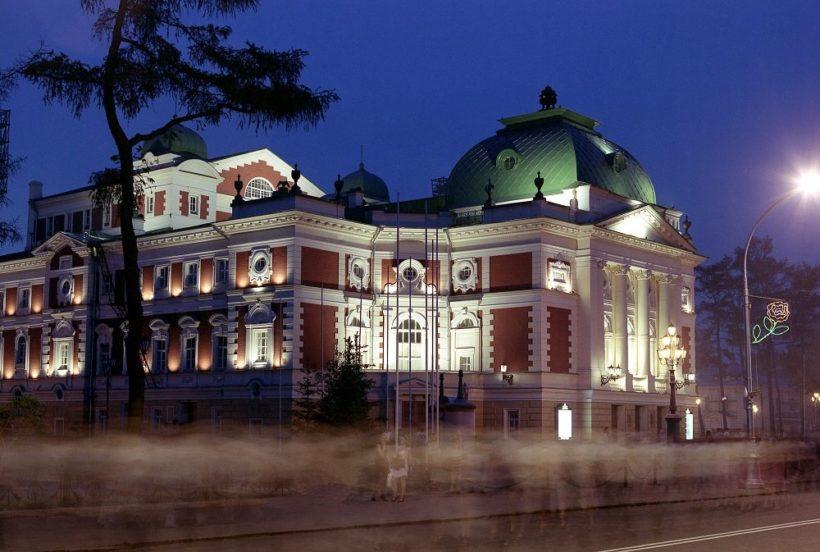Иркутская область примет участие во всероссийском театральном марафоне