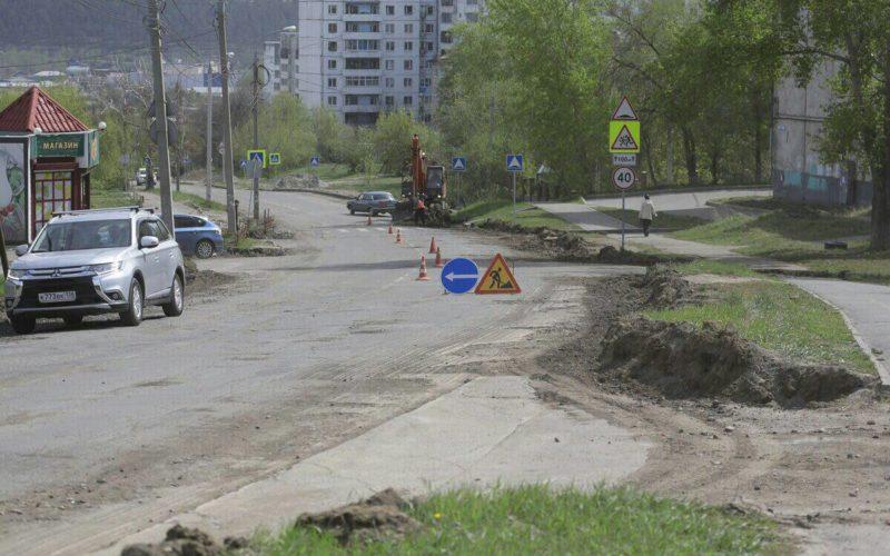 Объездные дороги в Юбилейном и на Синюшиной горе в Иркутске отремонтируют летом 2018 года