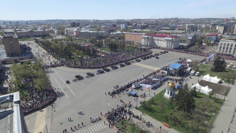 В Иркутской области объявлен набор волонтеров для организации мероприятий ко Дню Победы