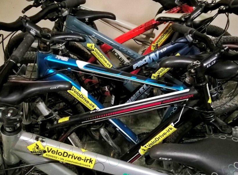 Обзор прокатов велосипедов в Иркутске