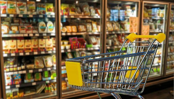 Власти Иркутской области заявили о дефляции на рынке продовольственных товаров