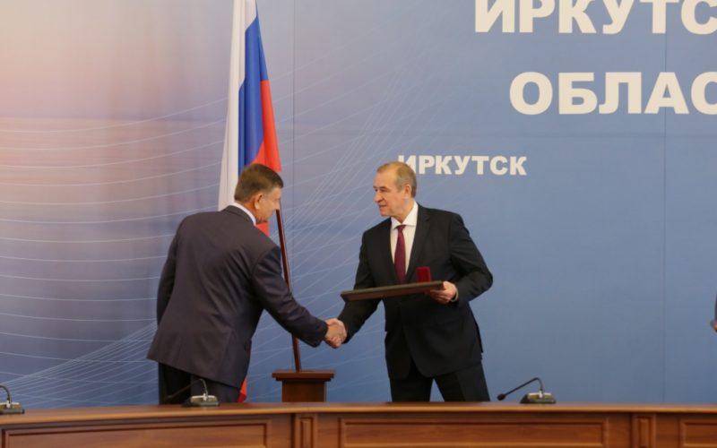 Госнаграды вручили жителям Иркутской области