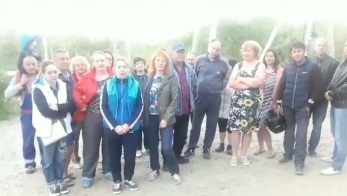 Жители поселка Березовый Иркутского района попросили помощи у Президента из-за отсутствия воды