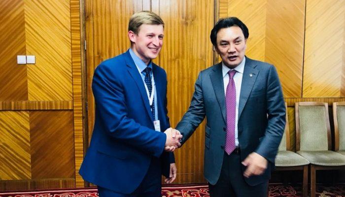 Иркутская область и Монголия рассматривают создание совместного завода по переработке мяса