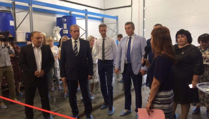 Новое производство запустили в Усолье-Сибирском