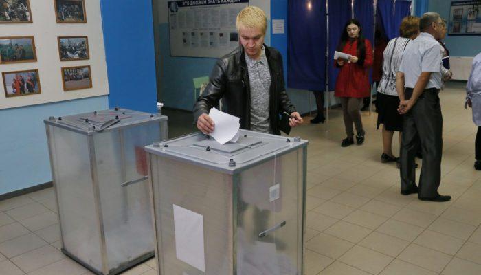 Список ЕР на выборах в ЗС Приангарья возглавили Сергей Брилка, Сергей Сокол и Александр Вепрев