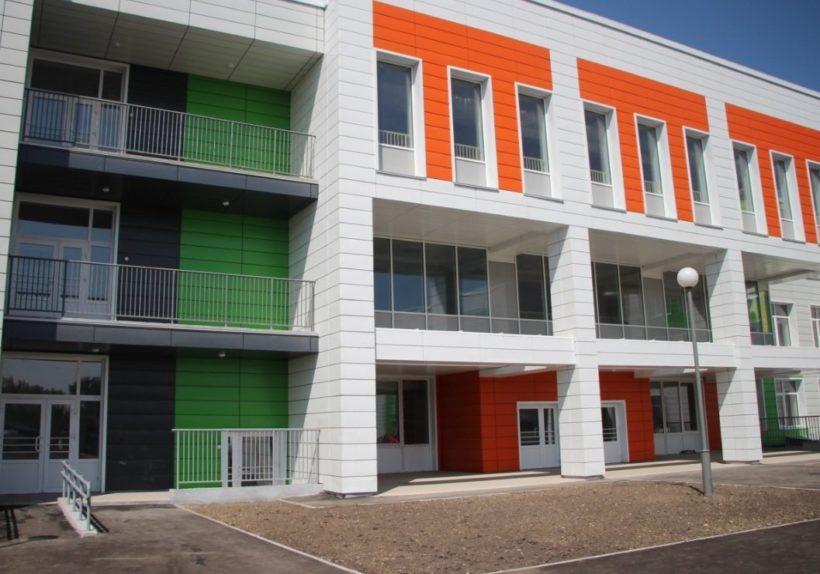 В Ангарске одновременно строят две школы. Еще одну планируют капитально отремонтировать