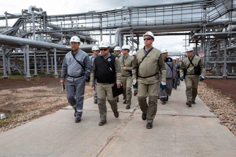 Крупный газовый проект реализуют в Усть-Кутском районе