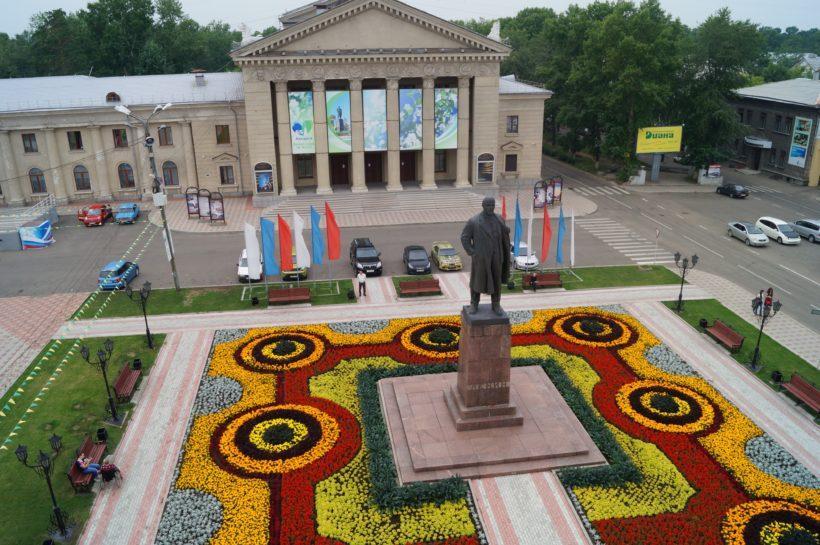 В Ангарске стартовало общественное обсуждение площадок для благоустройства