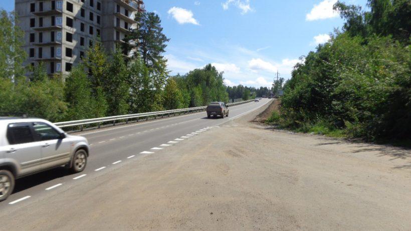 В Иркутской области построят за пять лет 200 километров дорог