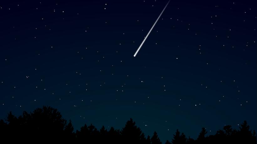 Иркутский планетарий приглашает понаблюдать метеорный дождь