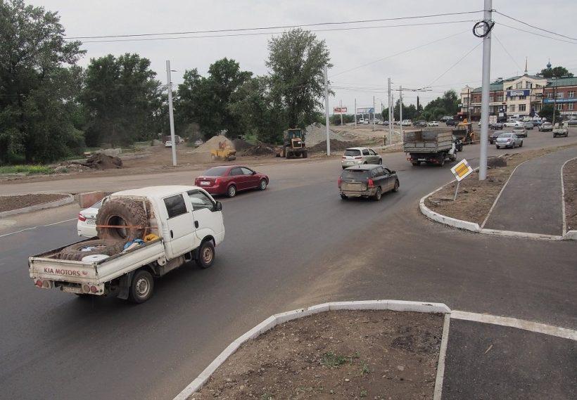 Парковку планируют сделать внутри Маратовского кольца в Иркутске