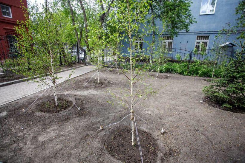 В Иркутске стартовал прием заявок по проекту «Любимому городу – новые скверы!»