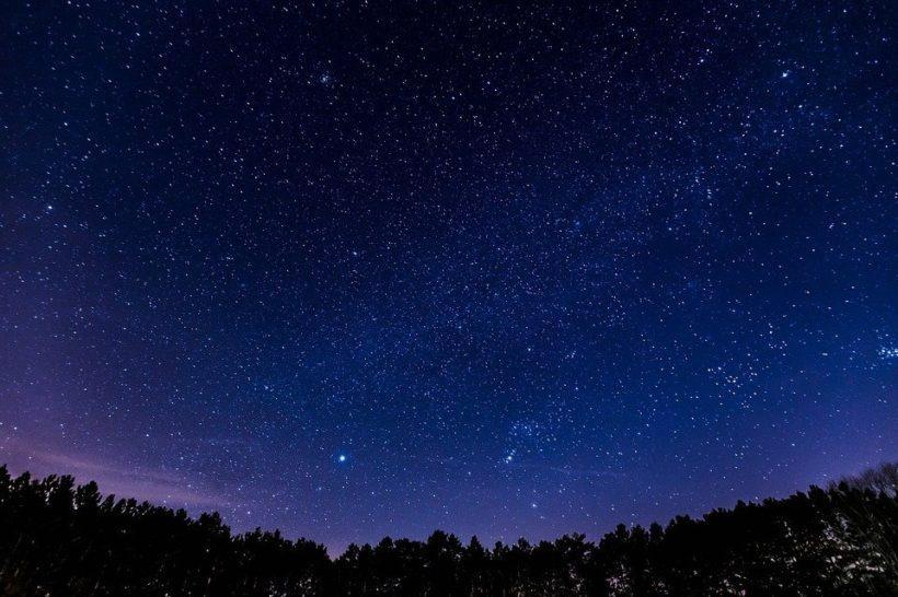 Иркутянам удалось насчитать 50 метеоров во время наблюдения за Персеидами