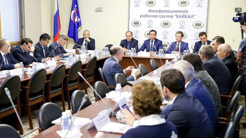 Госдума РФ поддержит создание международного научного центра «Байкал» и системы онлайн-мониторинга Байкала