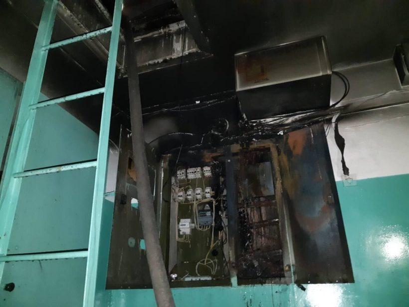 Иркутские пожарные дважды за вечер выезжали возгорание в жилом доме