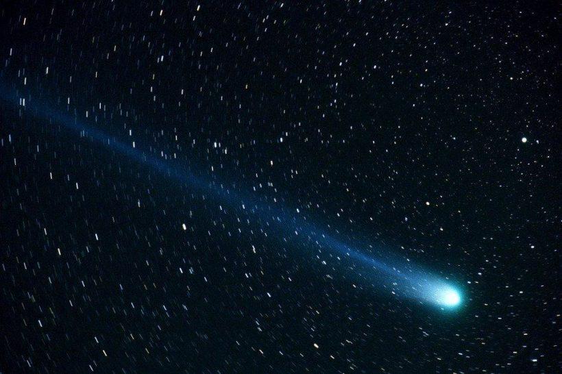 Кометы летят!