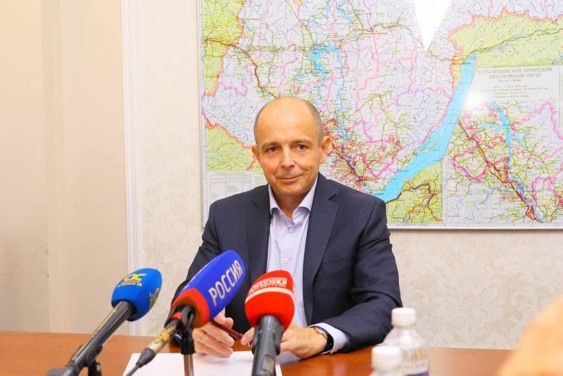 Председатель ЗС Иркутской области – о соцпроблемах, стартапах и политике