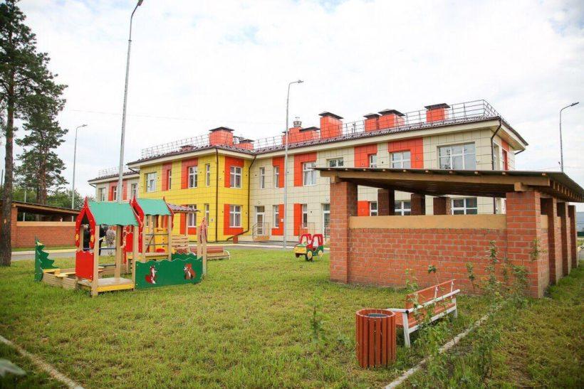 Три детских сада вскоре откроют в Иркутске