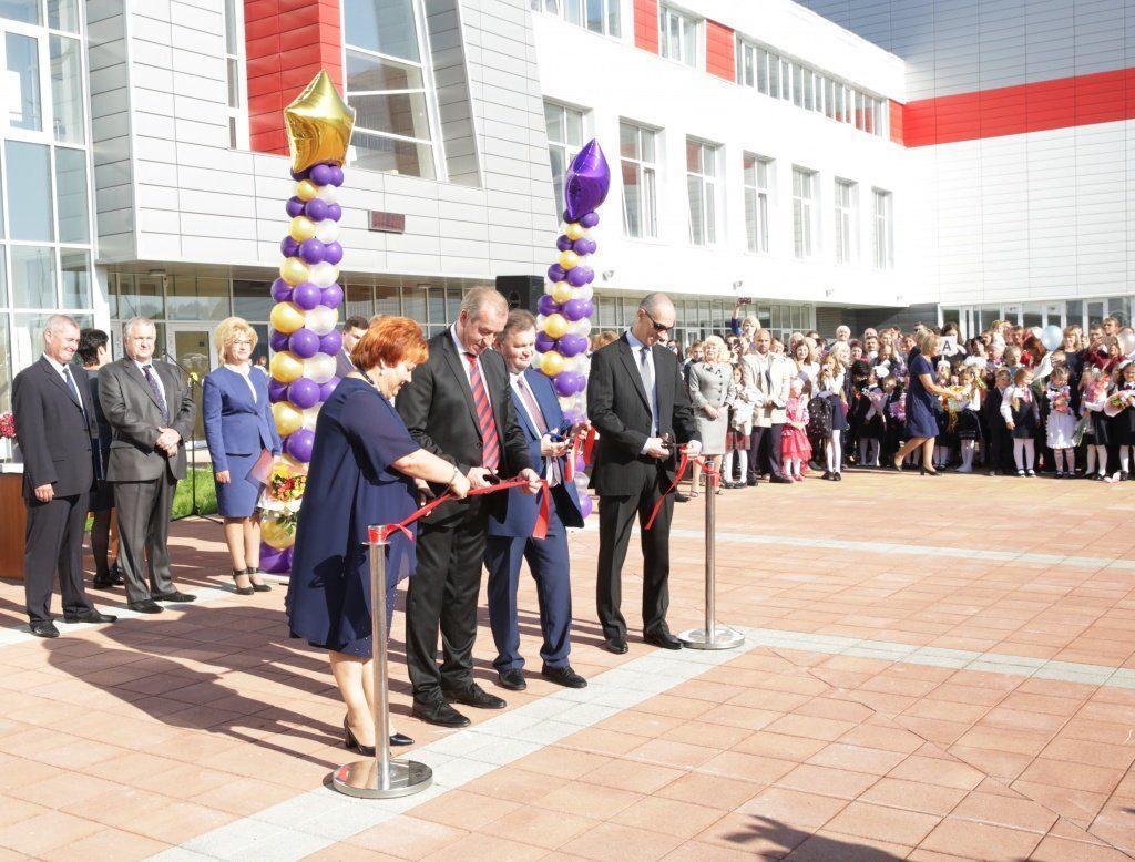Четыре новых школы открылось в Иркутской области
