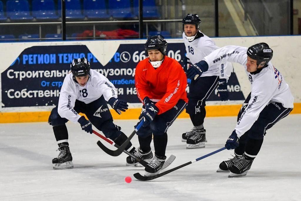 «Байкал-Энергия» 11 октября сыграет первый матч в рамках Кубка мира