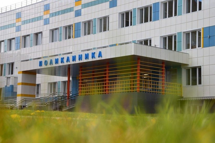 Детская поликлиника Братска готова к открытию после капитального ремонта