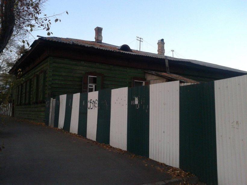 Мэрия Иркутска подготовила проекты расселения аварийных объектов культурного наследия на улицах Чехова и Фридриха Энгельса