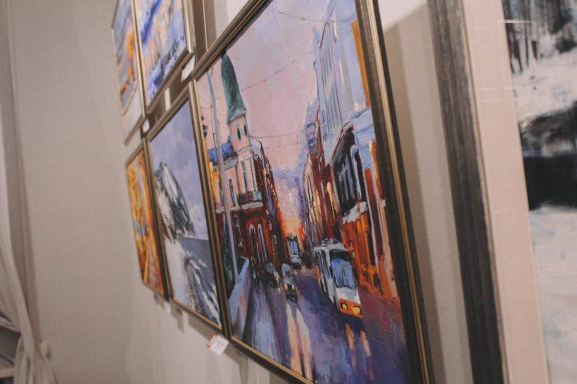 Выставка «11» объединения художников-символистов «Красный квадрат» открылась в Иркутске