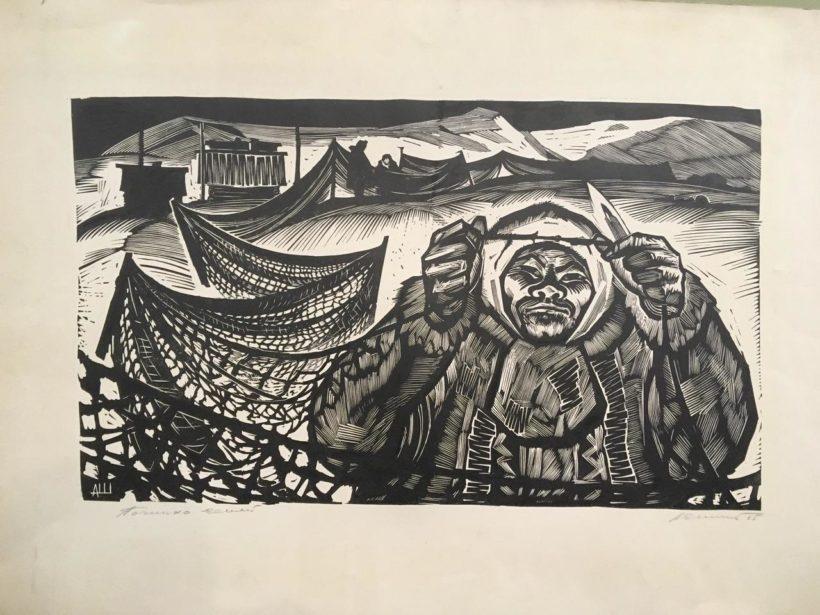 В Иркутске откроется выставка Александра Шипицына, посвященная юбилею художника