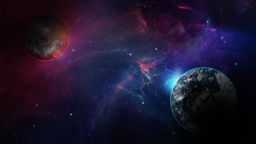 """В Иркутском планетарии состоится показ полнокупольного фильма """"Фантом Вселенной"""""""