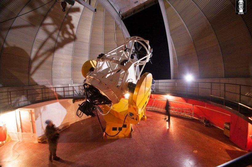 Наука крупным планом: Саянская солнечная обсерватория