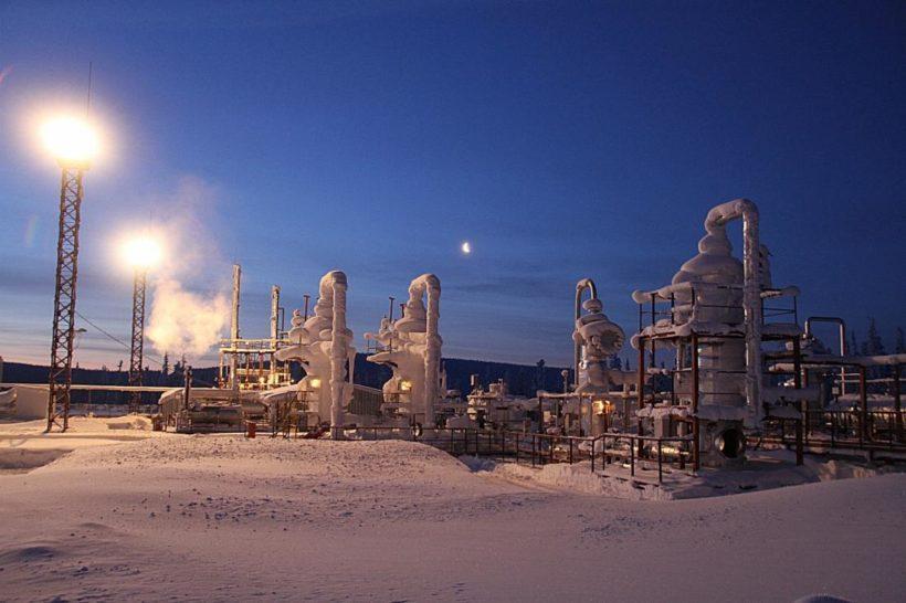 """ООО """"Газпром проектирование"""" разработает проект создания газохимического комплекса в Иркутской области"""