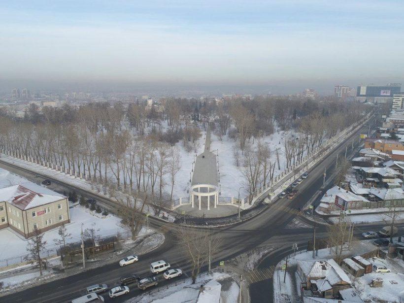 Строительная среда: какой была и какой стала «Иерусалимская гора» в Иркутске?