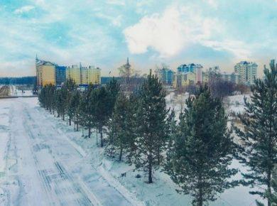В Ангарске идет голосование на лучшее название бульвара в районе Старицы, ведущего к будущей набережной
