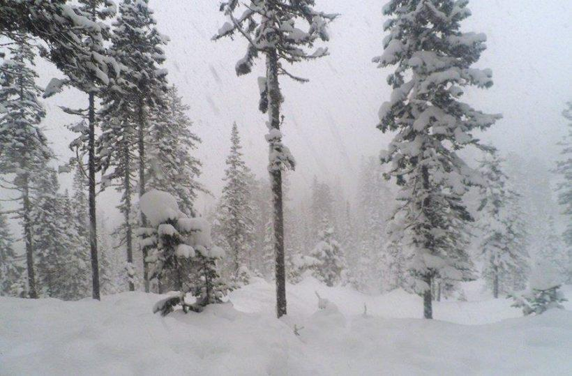 В Иркутскую область идут морозы до -55 градусов
