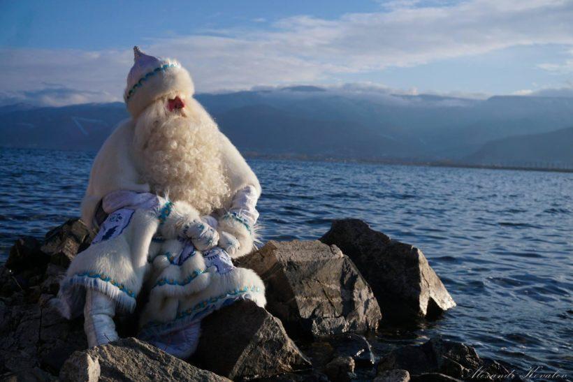 В Слюдянке отметят День рождения Байкальского Деда Мороза